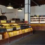 Tienda de vinos de Lanzarote de la Bodega La Geria