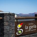 La Bodega La Geria ofrece degustaciones de vinos y visitas guiadas