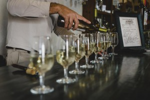 Degustaciones de vinos de Bodegas La Florida