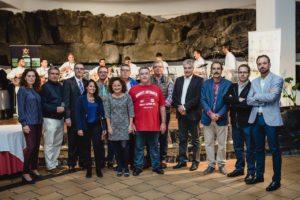 Homenaje a los viticultores del Consejo Regulador de Lanzarote