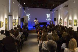 Monologo de Kike Perez en la Semana del Vino de Lanzarote