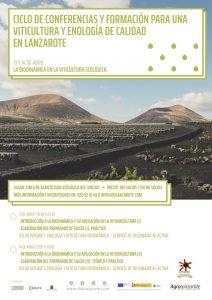 CARTEL-SEGUNDO-CICLO-DE-CONFERENCIAS-VITICULTURA-Lanzarote 2018