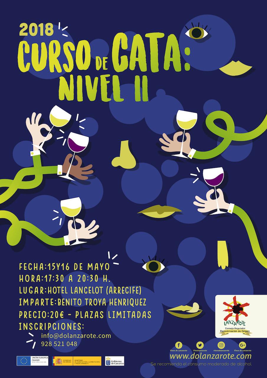 Curso-de-cata-de-vinos-nivel-II-mayo-2018-del-Consejo-Regulador-de-la-Denominación-de-Origen-Vinos-de-Lanzarote
