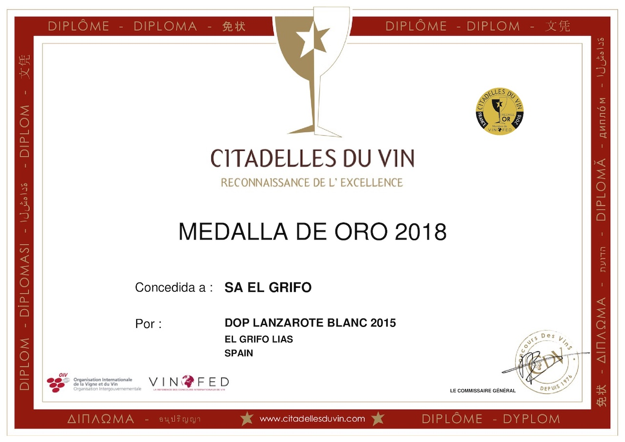 El-Grifo-Lías-Medalla-de-Oro-Citadelles-du-Vin-2018