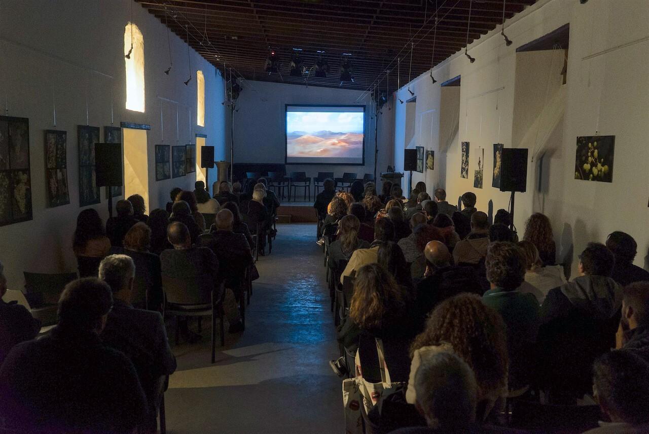 Presentación-documental-El-Relevo-en-la-viña-de-Lanzarote-Bodegas-El-Grifo