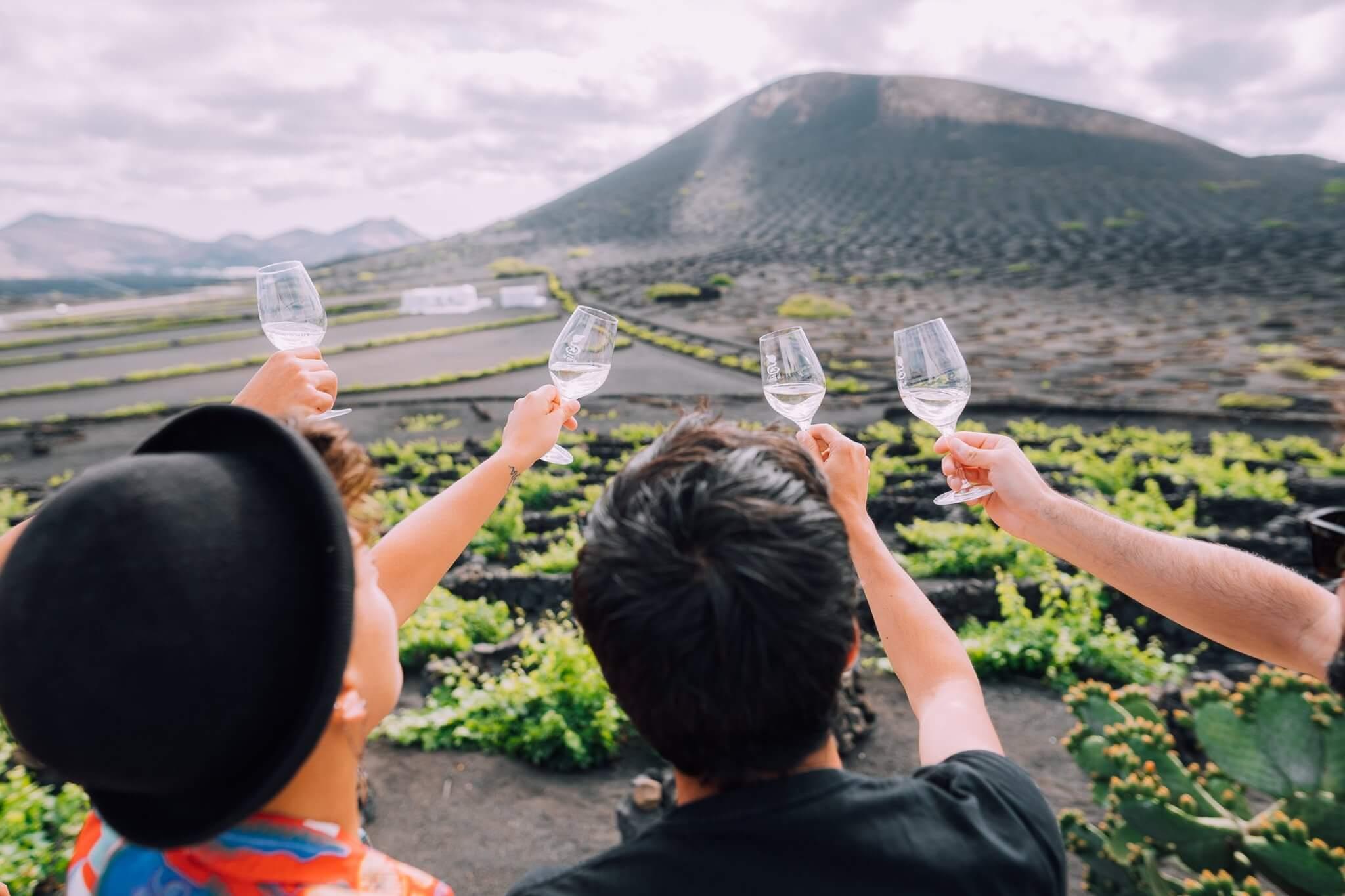 Vinos de Lanzarote - Sonidos Líquidos - Lajalada