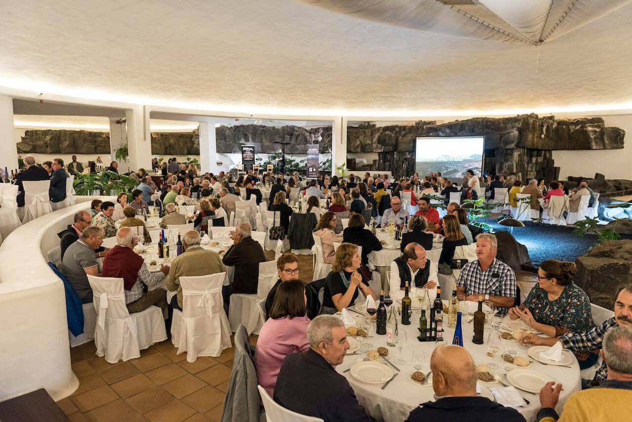 Encuentro de los viticultores de Lanzarote Semana Malvasía 2019