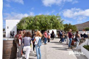 Ruta del vino día europeo del enoturismo en Lanzarote 2019