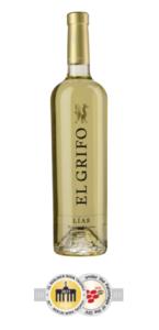 Malvasía Volcánica El Grifo Lanzarote medalla de oro Berliner Wein Trophy 2021