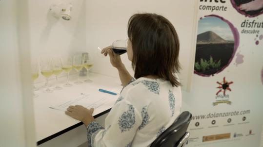 Acto de calificación añada 2020 Vinos de Lanzarote